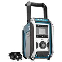 Makita Bluetooth-radio DAB sort og blå