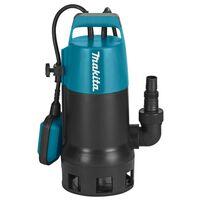 Makita elektrisk dykpumpe 1100 W blå og sort