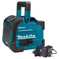 Makita industriel højtaler blå og sort