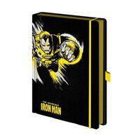 Iron Man, Notesbog