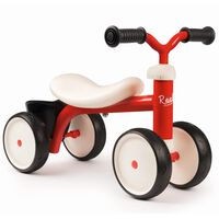 Smoby gåcykel Rookie rød