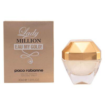 Paco Rabanne - LADY MILLION EAU MY GOLD! edt vapo 80 ml