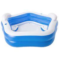Bestway pool Family Fun Lounge 213x206x69 cm