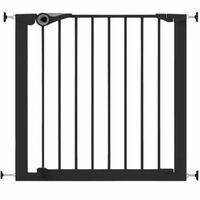 Noma sikkerhedslåge Easy Pressure Fit 75-82 cm metal sort 94313