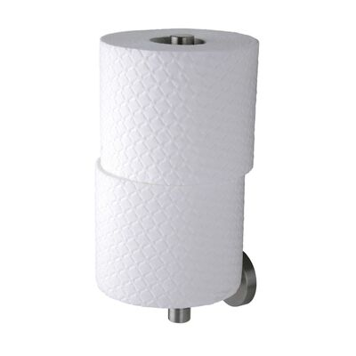 Tiger toiletpapirholder Boston sølv 305430946