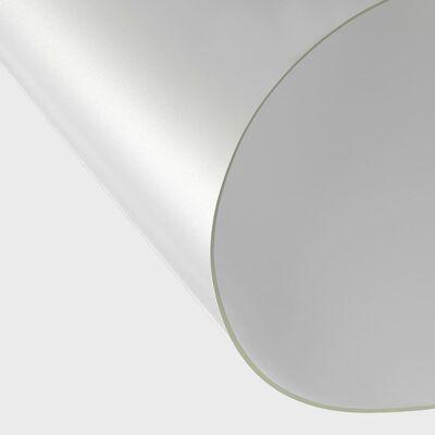 vidaXL bordbeskytter 200x100 cm 2 mm PVC mat