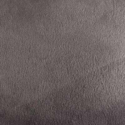 FLAMINGO kæledyrskurv med hynde Enya 45x32x18 cm rektangulær grå