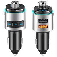 FM-sändare för bil, bluetooth 4.2