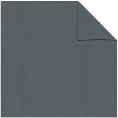 Decosol minirullegardin 37 x 160 cm antracitgrå