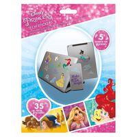 Disney Princess - 35x Klistermærker
