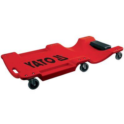 """YATO rullebræt til værksted plastik 40"""""""