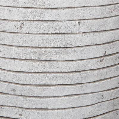 Capi krukke Nature Row kugleformet 40 x 32 cm elfenbensfarvet KRWI270