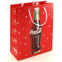 Victoria's Design Gavepose Coca Cola 3-pack 36x11 cm
