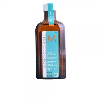 LIGHT oil treatment for fine & light colored hair