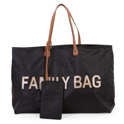 CHILDHOME pusletaske Family Bag sort