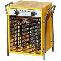 Master elektrisk Luft Radiator B9EPB 800 m³ / h