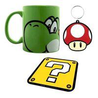 Super Mario, Gavesæt - 3 dele