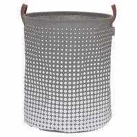Sealskin vasketøjskurv Speckles grå 60 l 361892012