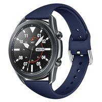 Sport Armbånd Til Samsung Galaxy Watch 3 (45mm) - Mørkeblå