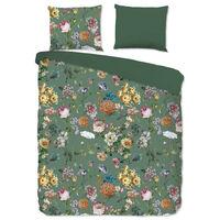 Good Morning sengetøj SHINSHOU 240x200/220 cm grøn