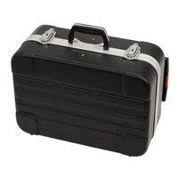KS Tools værktøjskuffert hardcase 31 x 16 x 43,5 cm ABS sort