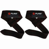 Pure2Improve træningsbånd bøffellæder 60 x 4 cm