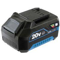 Draper Tools batteri til effektudveksling Storm Force 4 Ah 20V