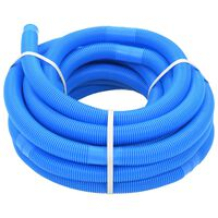 vidaXL poolslange 32 mm 15,4 m blå