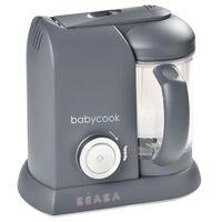 Beaba 4-i-1 baby-foodprocessor Babycook Solo 1100 ml mørkegrå