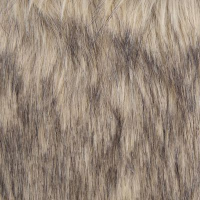DISTRICT70 katteseng i plys NORDIC mokkafarvet