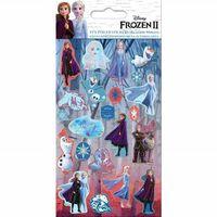 Frozen 2 / Frost 2, 22x Klistermærker