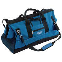 Draper Tools værktøjstaske 63x28x35 cm 60 l blå og sort