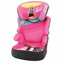 Mattel autostol Befix Barbie gruppe 2+3 pink