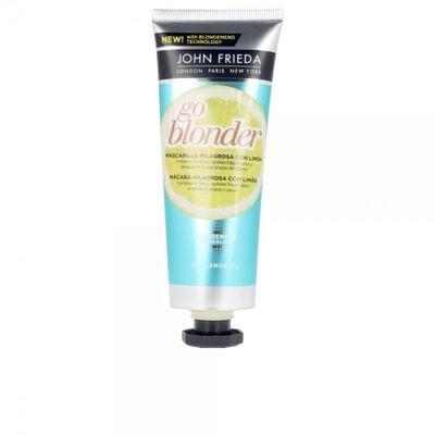 GO BLONDER lemon miracle hair mask 100 ml