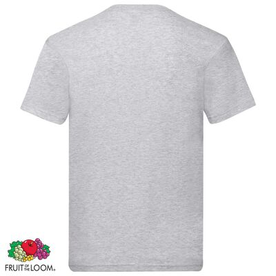 Fruit of the Loom originale T-shirts 5 stk. str. 3XL bomuld grå