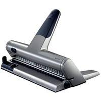 Leitz robust hullemaskine 5115 sølvfarvet