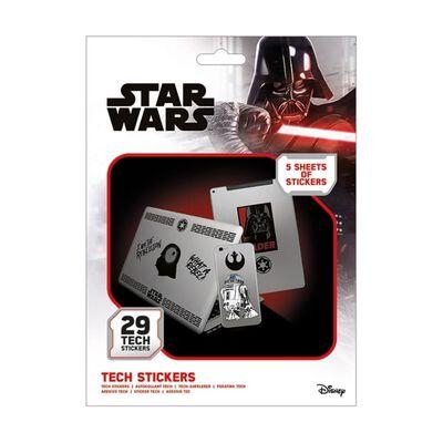 Star Wars - 29x Klistermærker