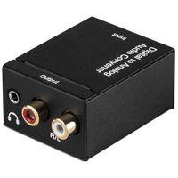 Digital til analog lydkonverter - D / A-konverter