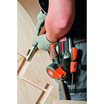 BAHCO værktøjsbælteholder til værktøjsbælte i sort 4750-MPH-1