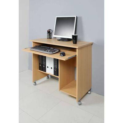 Germania computerbord bøgetræsfarve 0482-11