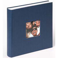 Walther Design fotoalbum Fun 30x30 cm 100 sider blå