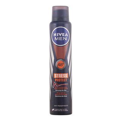 Nivea - MEN STRESS PROTECT deo vaporizador 200 ml