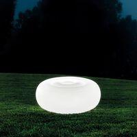 Intex ottoman med LED 86x33 cm