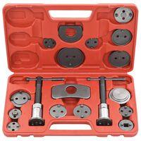 vidaXL skrueværktøjssæt i 18 dele til bremsekaliber