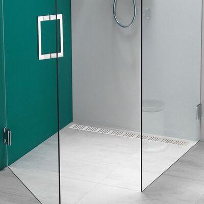 Get Wet by Sealskin bruseafløb Elegance 750 mm 60430307514