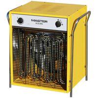 Master elektrisk Luft Radiator B22EPB 2400 m³ / h