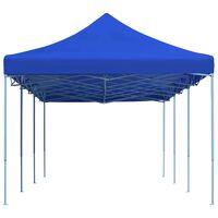 vidaXL foldbart pop up-festtelt 3 x 9 m blå