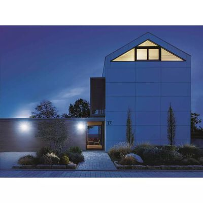 Steinel projektørlys med sensor XLED Home 2 hvid 033088