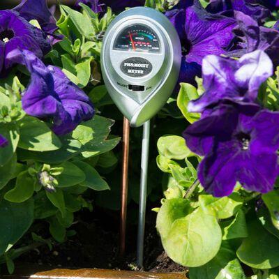 Nature pH- og fugtighedsmåler 6x3,8x26 cm