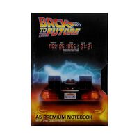 Back to the Future, A5 Notesbog - VHS
